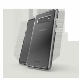 Galaxy S10+ Coque Gear4 D3O PICCADILLY Noir