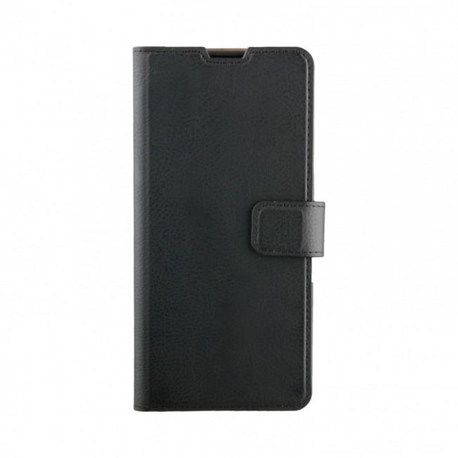 Galaxy S10+ Etui Wallet Xqisit XQSELECTION Noir
