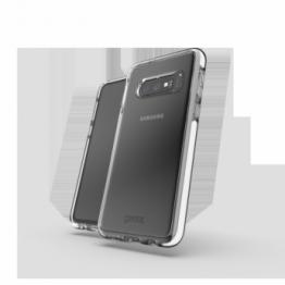 Galaxy S10E Coque Gear4 D3O PICCADILLY Blanc