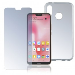 Huawei P20 Lite Pack 4Smarts PROTECTION360 Transparent