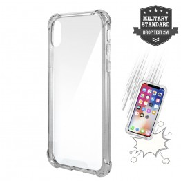 iPhone XS/X Coque 4Smarts IBIZA Transparent