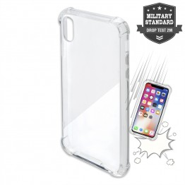 iPhone XS MAX Coque 4Smarts IBIZA Transparent