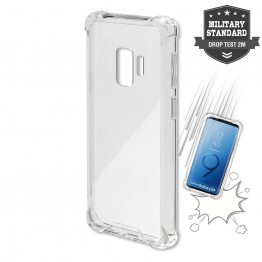 Galaxy S9+ Coque 4Smarts IBIZA Transparent