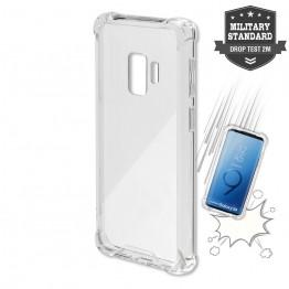 Galaxy S9+ Coque 4Smarts IBIZA Transparent