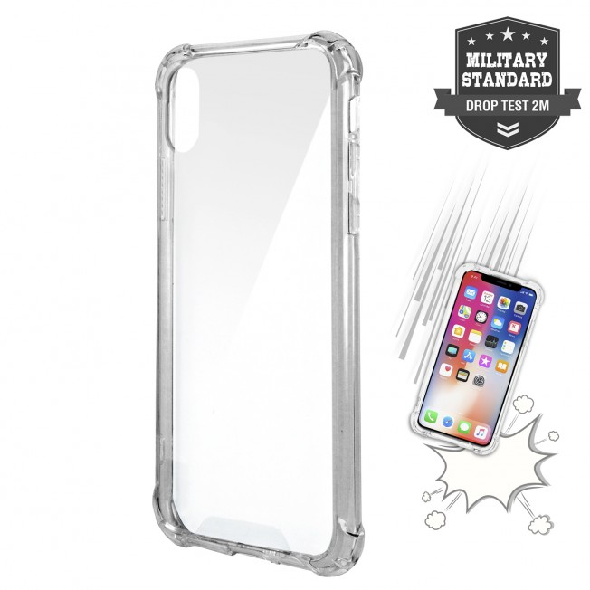 iPhone XR Coque 4Smarts IBIZA Transparent