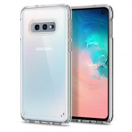 Galaxy S10E Coque Spigen ULTRAHYBRID Transparent