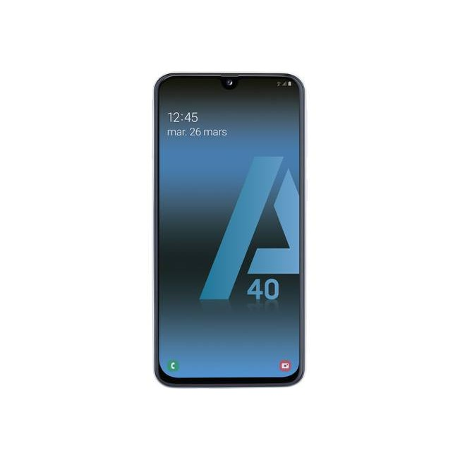 Galaxy A40 RECTO ORIGINAL Film Silicone Mobile Outfitters Clear Coat