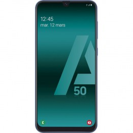 Galaxy A50 RECTO MATTE Film Silicone Mobile Outfitters Clear Coat
