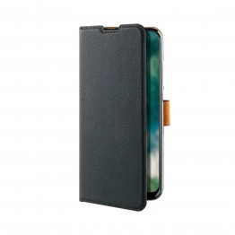 Huawei P30 Etui Wallet Xqisit XQSELECTION Noir