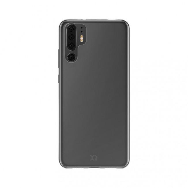 Huawei P30 Pro Coque Silicone Xqisit FLEXCASE Transparent