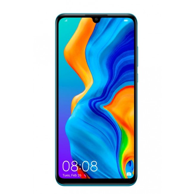 Huawei P30L RECTO MATTE Film Silicone Mobile Outfitters Clear Coat