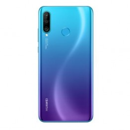 Huawei P30L VERSO MATTE Film Silicone Mobile Outfitters Clear Coat