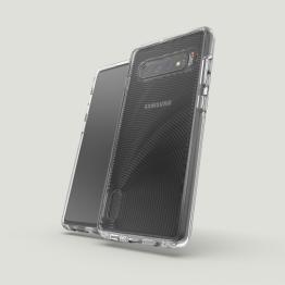 Galaxy S10+ Coque Gear4 D3O BATTERSEA Transparent