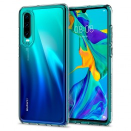 Huawei P30 Coque Spigen ULTRAHYBRID Transparent