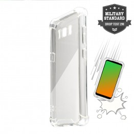 Galaxy S8 Coque 4Smarts IBIZA Transparent