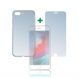 iPhone 8+/7+ Pack 4Smarts PROTECTION360 Transparent