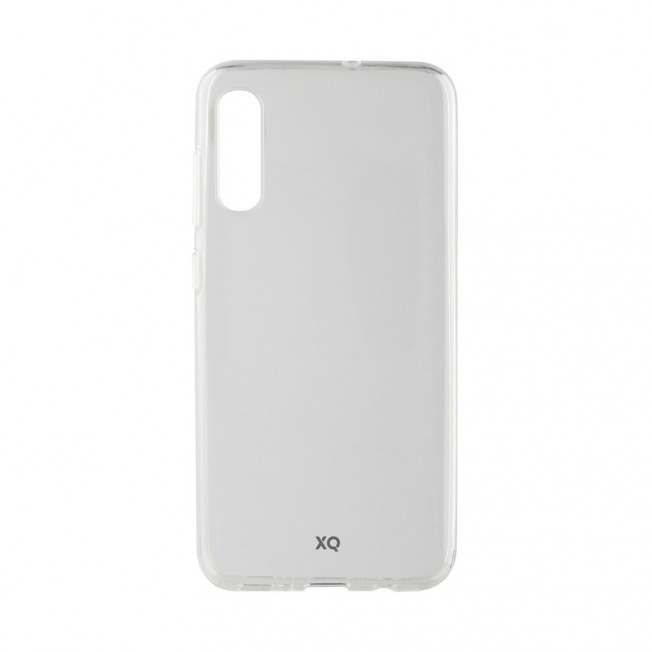 Galaxy A30 Coque Silicone Xqisit FLEXCASE Transparent