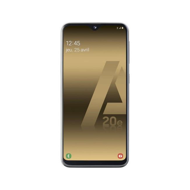 Galaxy A20E RECTO ORIGINAL Film Silicone Mobile Outfitters Clear Coat MOD4R