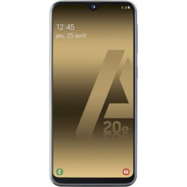 Galaxy A20E RECTO MATTE Film Silicone Mobile Outfitters Clear Coat MOD4R