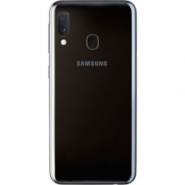 Galaxy A20E VERSO MATTE Film Silicone Mobile Outfitters Clear Coat MOD4R