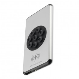 Powerbank 4Smarts VOLTHUB STICKY 5000 mAh Argent