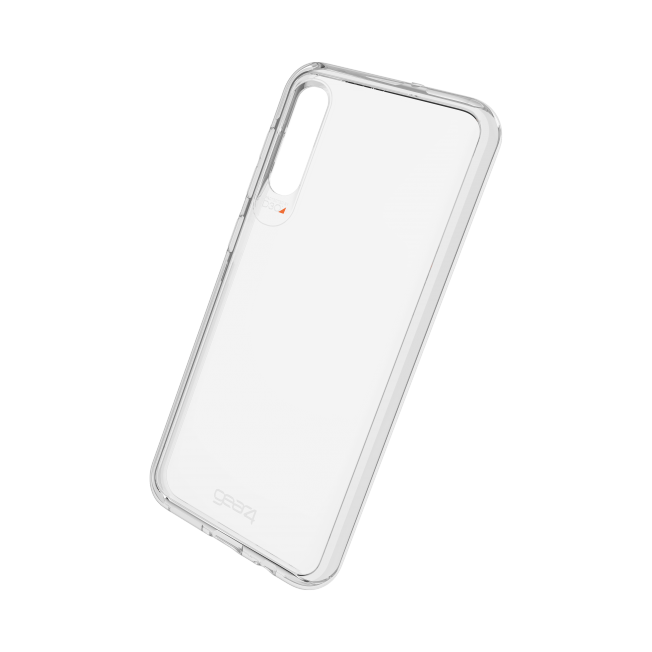 Galaxy A50 Coque Gear4 D3O CRYSTALPALACE Transparent