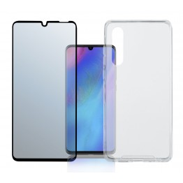 Huawei P30 Pro Pack 4Smarts PROTECTION360 FULL Noir