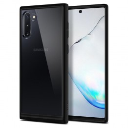 Galaxy N10+ Coque Spigen ULTRAHYBRID Noir