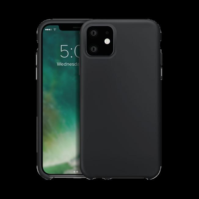 iPhone XR 2019 Coque Silicone Xqisit SILICASE Transparent