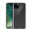 iPhone XS 2019 Coque Silicone Xqisit FLEXCASE Transparent