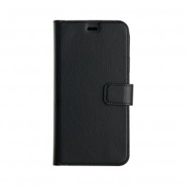 iPhone XI Etui Wallet Xqisit XQSELECTION Noir