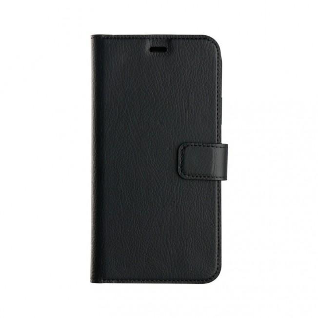 iPhone XI Etui Wallet Xqisit XQSELECTION Noir
