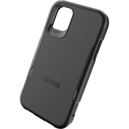 iPhone XR Coque Gear4 D3O PLATOON Noir