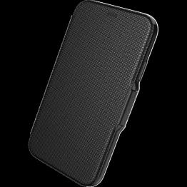 iPhone XI Etui Wallet Gear4 D3O OXFORD Noir