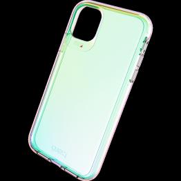 iPhone 11 Coque Gear4 D3O CRYSTALPALACE Iridescent