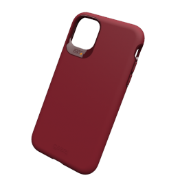 iPhone XI PRO Coque Gear4 D3O HOLBORN Rouge