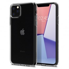 iPhone XI PRO MAX Coque Spigen LIQUIDCRYSTAL Transparent