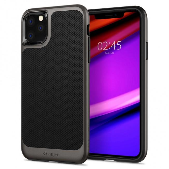 iPhone XI PRO Coque Spigen NEOHYBRID Noir