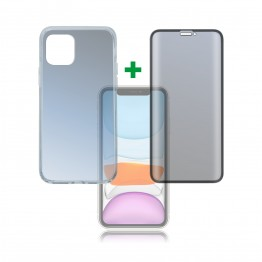 iPhone XI Pack 4Smarts PROTECTION360 FULL Transparent