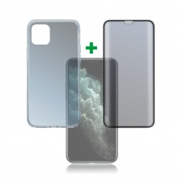 iPhone XI PRO MAX Pack 4Smarts PROTECTION360 FULL Transparent