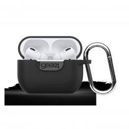 Airpods Pro Coque Gear4 D3O APOLLO+ Noir
