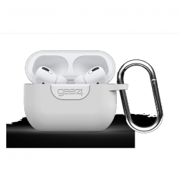 Airpods Pro Coque Gear4 D3O APOLLO+ Blanc