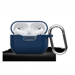 Airpods Pro Coque Gear4 D3O APOLLO+ Bleu