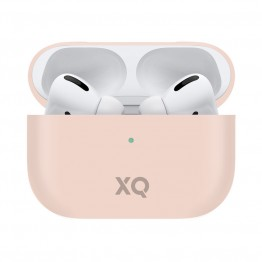 Airpods Pro Coque Silicone Xqisit SILICASE Rose