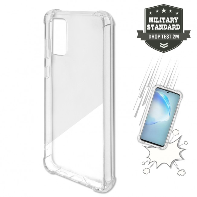 Galaxy S20 Coque 4Smarts IBIZA Transparent