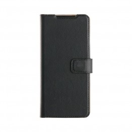 Galaxy S20+ Etui Wallet Xqisit XQSELECTION Noir
