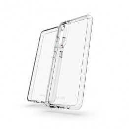 Galaxy S20 Coque Gear4 D3O CRYSTALPALACE Transparent