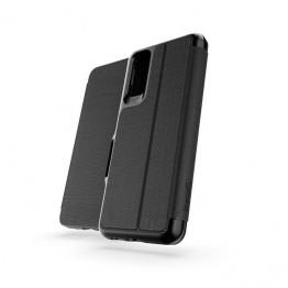 Galaxy S20 Etui Wallet Gear4 D3O OXFORD Noir