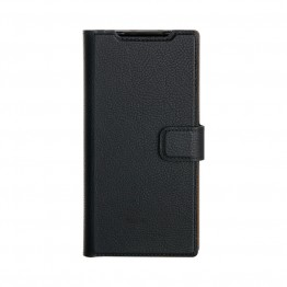 Galaxy N10+ Etui Wallet Selection Xqisit Noir