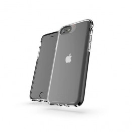 iPhone SE 2020 Coque Gear4 D3O PICCADILLY Noir